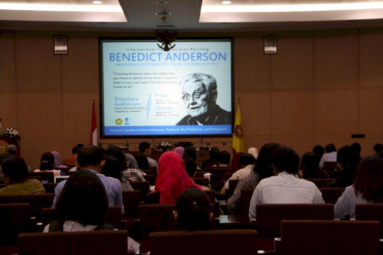 LOKAKARYA BEN ANDERSON READERS (BenAr) I : Reviving Benedict Anderson Imagined (Cosmopolitan) Communities