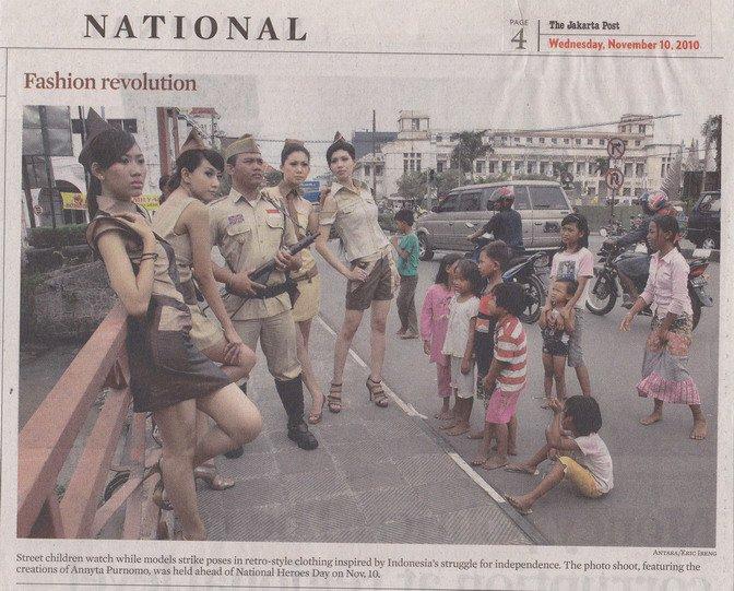 H A R I  (pe)J U A N G : Hari Pahlawan Nasionalisme Di/Dari Surabaya